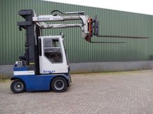 2002 Semax Full Free Lift en Re