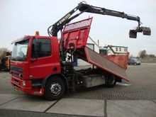 Used DAF 65 210 kipp