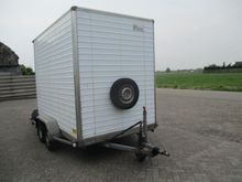 2001 Oosterwijk JOB Closed Box