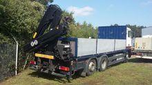 MAN 26T GRUE Truck Crane
