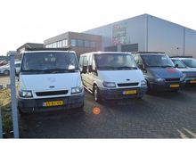 2003 Ford Transit Package Deal
