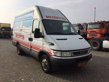 2005 Iveco Daily 40C17 HP Reefe