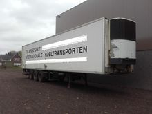 Used carrier Frigo/I