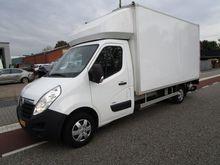 2013 Opel Movano 2.3 CDTI 110K
