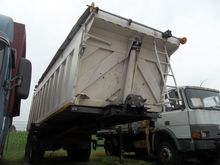 1997 Minerva Tipper Semi-Traile