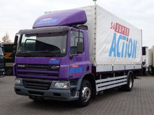 2001 DAF 65 CF 220 MANUAL Close