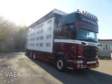 2013 Scania R520 4 deks full ai