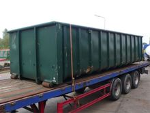 2010 KTK open top container Ope