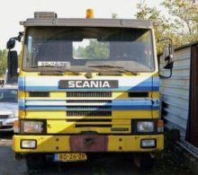 New Scania 82 Trucks