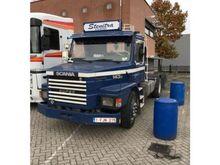 1990 Scania Torpedo T143H 420 -