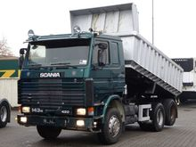 Used Scania 143H 420
