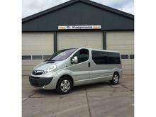 2014 Opel Vivaro Mini-coach