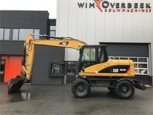 2008 Caterpillar M 313 D (NL Ma