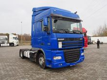 2007 DAF FT XF 105 410 Tractor