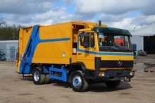 Mercedes Benz 1317 1997 GARBAGE