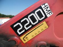 2010 HMF 2200 K4 4xhydraulisch
