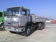 1988 Iveco 330.35 6x4 Army truc