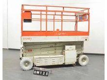 1998 TKD 120-12 Lift equipment