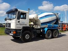 1990 MAN 33.332 Concrete Mixer