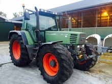 Used Fendt 515 Tract