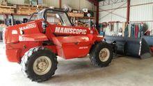 1994 Manitou MLT 626 Reachtruck