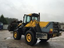 1990 Werklust WG35 Wheel loader