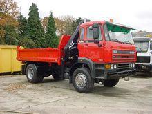 Used 1991 DAF 1900 4