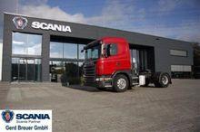 Used 2011 Scania G42