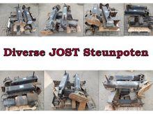 JOST Steunpoten Machines / Tool