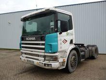 2000 Scania P 114 340 Tractor u