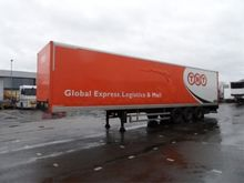 2008 Lag 3 axle boxtrailer Clos