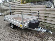 2009 Hapert AL1 Simple axle no