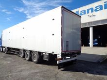 2011 Schmitz Cargobull SW24 Pis