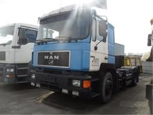 Used 1996 MAN Tracto
