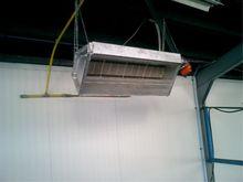 New Gas heater Farm
