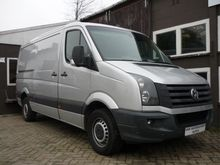 2011 Volkswagen Crafter L2H1 Cl