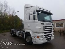 2011 Scania R480 chassis cabine