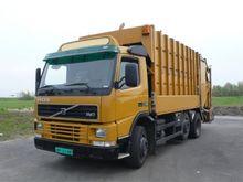 2000 Volvo fm7.250 vuilniswagen