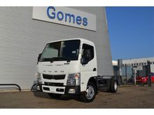 2016 Fuso Canter 3S13 Chassis C
