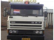 1988 DAF AE66NT 133kW Truck Cra