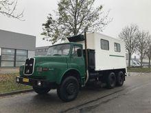 1980 MAN 32.240 SONDEER TRUCK T