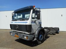 1990 Mercedes Benz 1717 Chassis