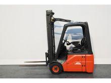 2007 Linde E 16 C-01 Forklift