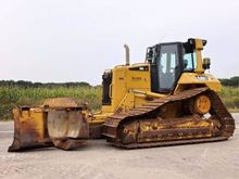 2010 Caterpillar D6N LGP Crawle