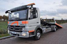 2012 Mercedes Benz Atego 918L S