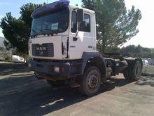 Used 2000 MAN F2000