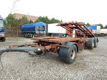 2004 HFR 24 ton 3 axle kipper T