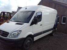 2008 Mercedes Benz Sprinter 515