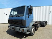 1992 Mercedes Benz 2433 Chassis