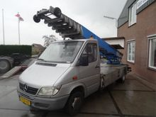 2003 Mercedes Benz Sprinter 411